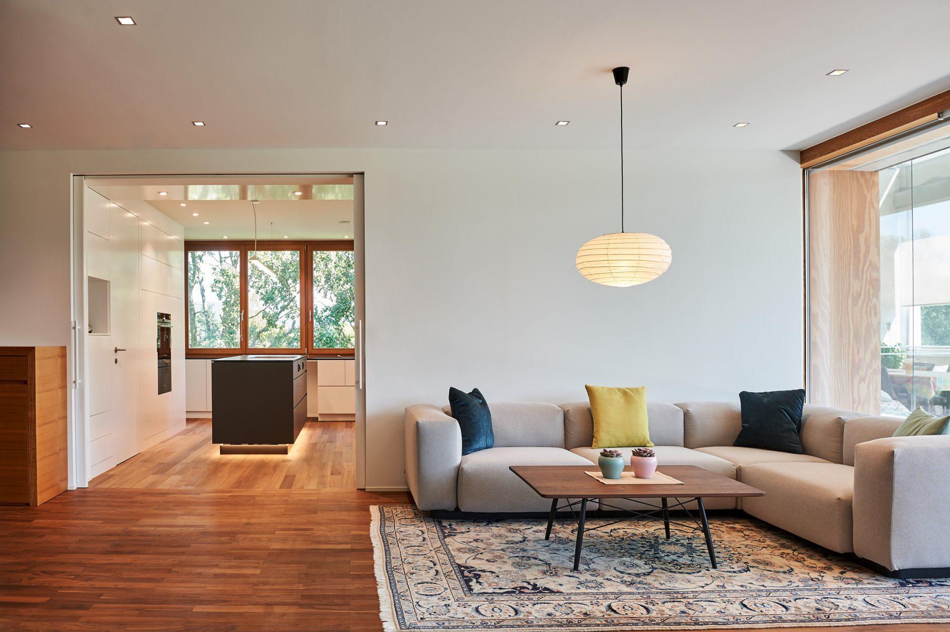 Dachgeschosswohnung a ladenbau vorarlberg armellini for Dachgeschosswohnung design