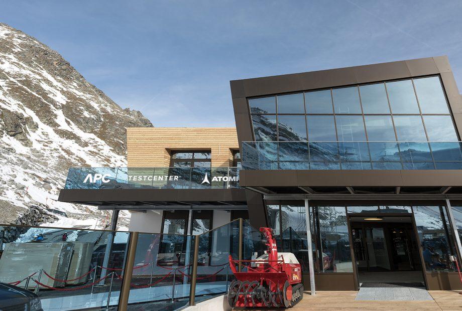 Sport Riml  ⁄  Rettenbach Gletscher